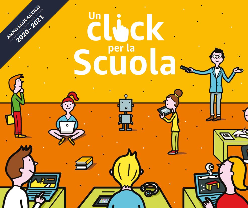 Iniziativa Amazon - Un click per la scuola